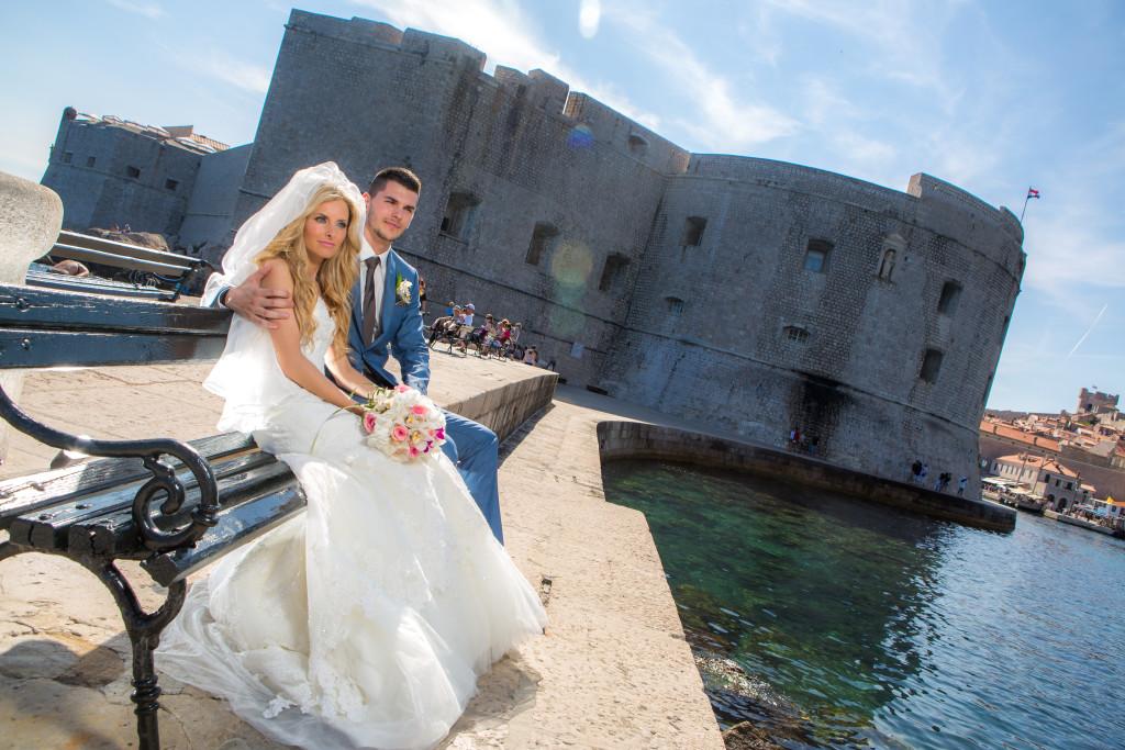 Katharina & Andreas Dubrovnik Wedding-334