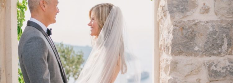 Elopement Wedding With Stunning View | Dubrovnik, Croatia Wedding Planner